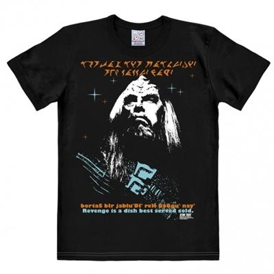 Mannen T-shirt Star Trek Klingon Revenge