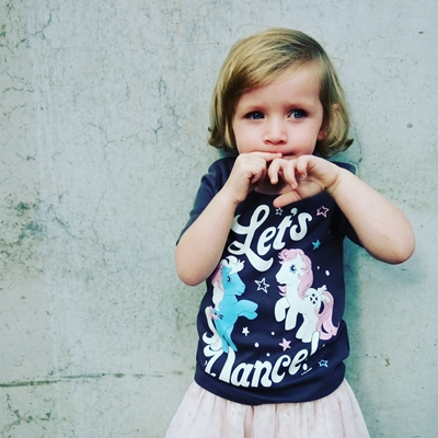Kids T-shirt My Little Pony Dance