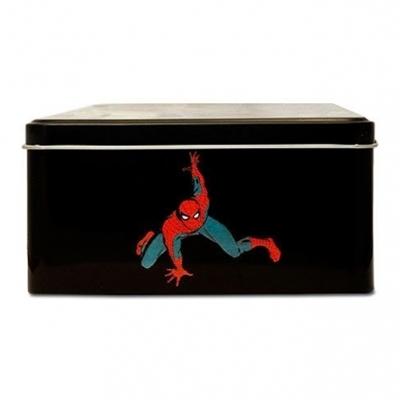 Blikken Doos Spider-Man