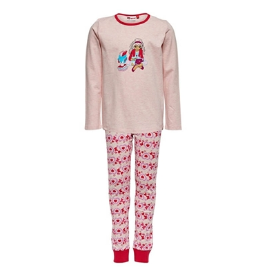 LEGO Wear Girls Pyjama Lego Friends Emma Roze maat 134