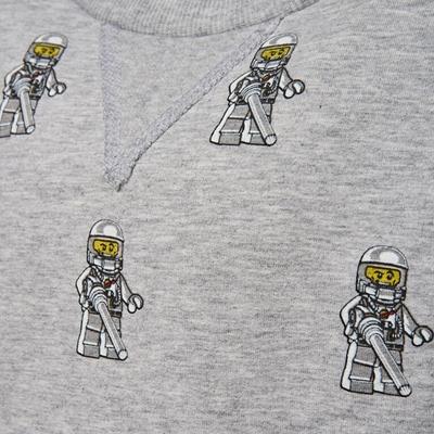 LEGO Wear Classic Trui Minifigures Space