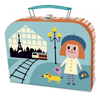 "Set 3 Koffers ""Mes Petits Bagages"""