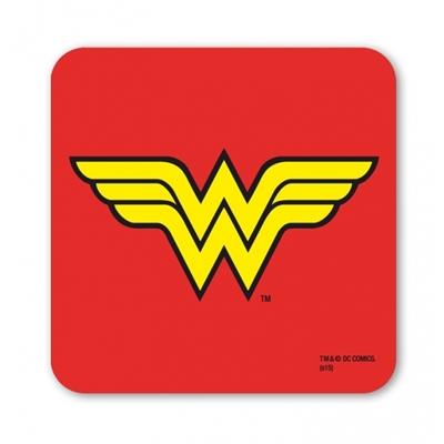 Onderzetter DC Comics Wonder Woman Logo