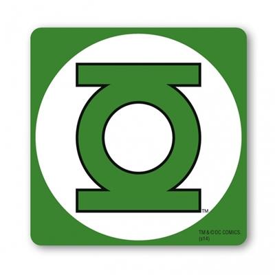 Onderzetter DC Comics Green Lantern Logo