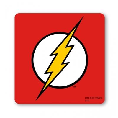 Onderzetter DC Comics The Flash Logo