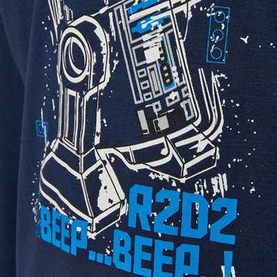 LEGO Wear Star Wars Longsleeve R2-D2