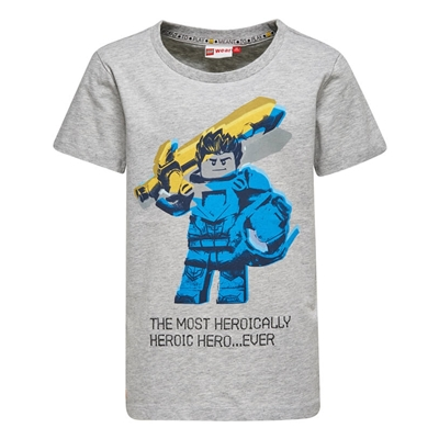 LEGO Wear Nexo Knights T-shirt Clay maat 140