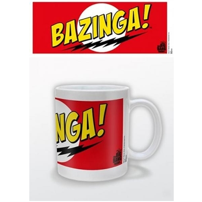 Mok The Big Bang Theory Bazinga!
