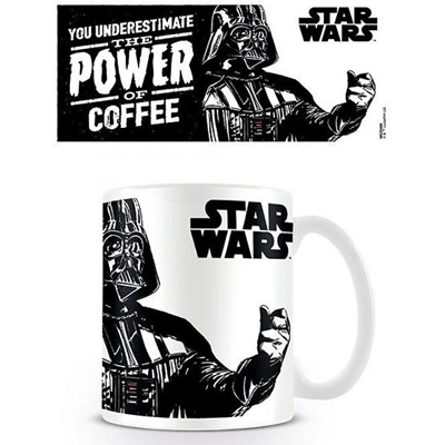 Mok Darth Vader The Power Of Coffee