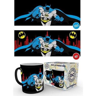 Mok Batman Warmtegevoelig