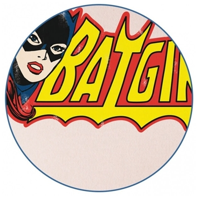 Kids T-shirt Batgirl