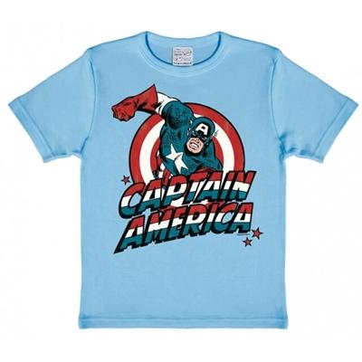 Kids T-shirt Captain America