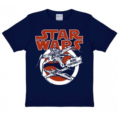 Kids T-shirt Star Wars X-wings