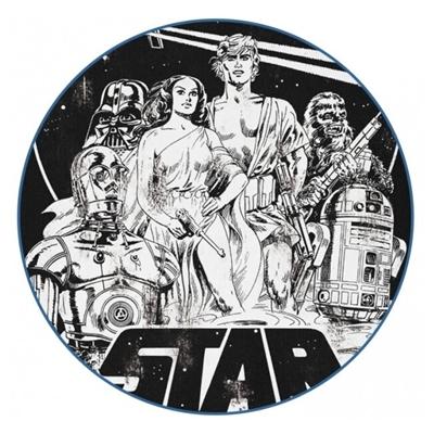 Mannen T-shirt Star Wars Classic