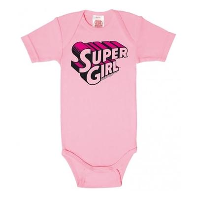 Baby Romper Supergirl