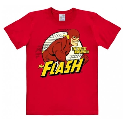 Mannen T-shirt The Flash