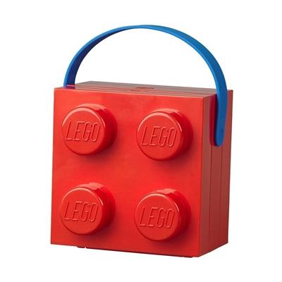 Lunchdoos LEGO met handvat