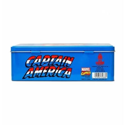 Blikken Doos Captain America