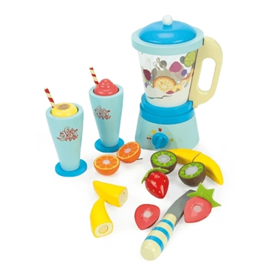 Houten Speelset Smoothie Blender