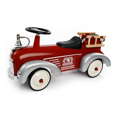 Loopauto Pompier