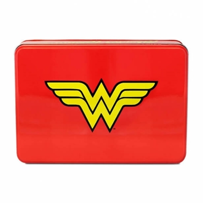 Blikken Doos Wonder Woman