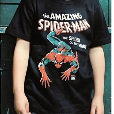 Kids T-shirt Spider-Man