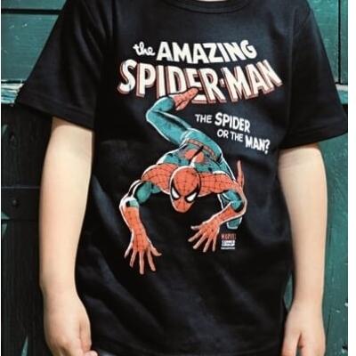 Kids T-shirt Spider-Man