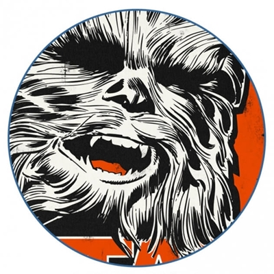 Kids T-shirt Star Wars Chewbacca