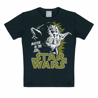 Kids T-shirt Star Wars  Yoda