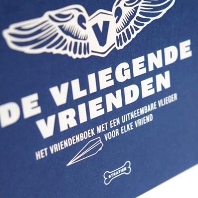 "Vriendenboek ""De Vliegende Vrienden"""
