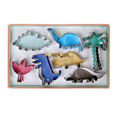 Dino Koekjesvormen