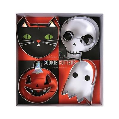 Halloween Koekjesvormen