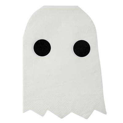 Halloween Feestservietten Spookje (20 stuks)