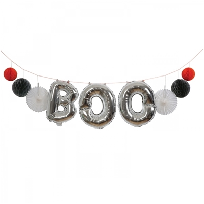 "Halloween Feestslinger ""Boo"""