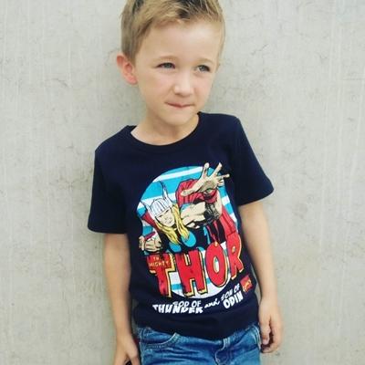 Kids T-shirt Thor