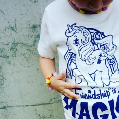 Kids T-shirt My Little Pony Friendship is magic