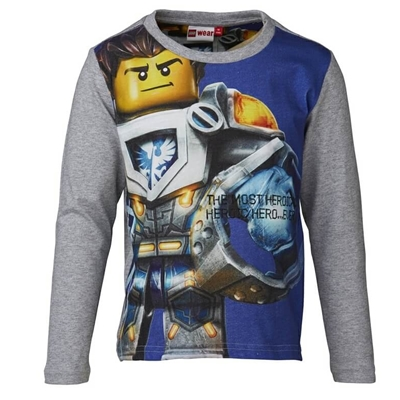 LEGO Wear Nexo Knights Longsleeve Clay