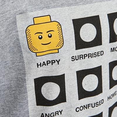 LEGO Wear Classic Longsleeve Minifigure Moods