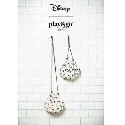 Kleine Opbergzak Disney Minnie Mouse Gold