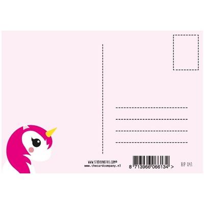 Postkaart Eenhoorn Magical