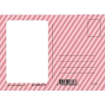 Postkaart Ijskat