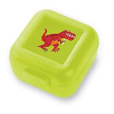 Set 2 Snackdoosjes Dinosaurus