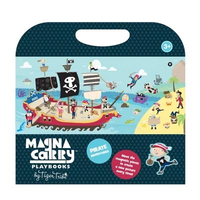Magnetisch Speelboek Piraten Avonturen