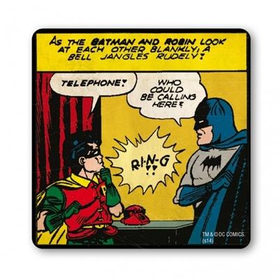 Onderzetter DC Comics Batman and Robin Telephone