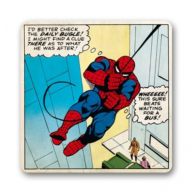 Onderzetter Marvel Comics Spider-Man