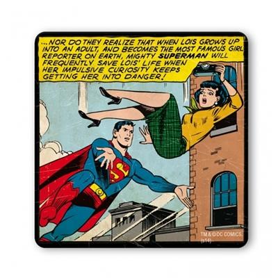 Onderzetter DC Comics Superman and Lois