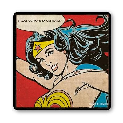 Onderzetter DC Comics I Am Wonder Woman