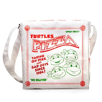Teenage Mutant Ninja Turtles Schoudertas Pizza
