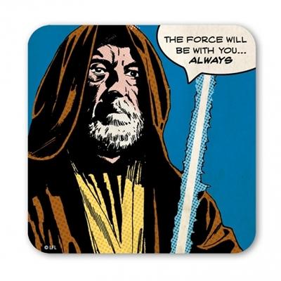 Onderzetter Star Wars Obi Wan Kenobi