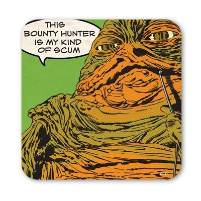 Onderzetter Star Wars Jabba
